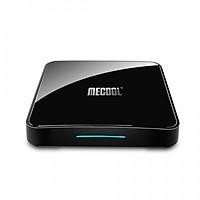 Android TiviBox Mecool KM3 - Bản Dual Wifi - Hỗ Trợ 4K - Hàng Chính Hãng
