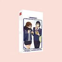 Hộp ảnh postcard in hình HORIMIYA anime chibi xinh xắn độc đáo dễ thương