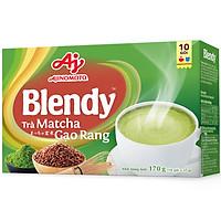 Trà matcha gạo rang Blendy 17g (10 gói)