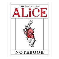 The Macmillan Alice: White Rabbit Notebook