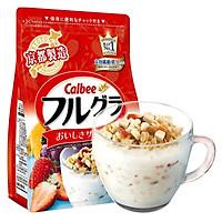 Ngũ Cốc Trái Cây Calbee Nhật Bản Túi 700G - 4901330742836