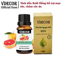 Tinh dầu thiên nhiên 10ml VDECOR nhập khẩu từ các nước hàng đầu về tinh dầu Ấn Độ, Pháp, Sing...-10ml