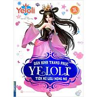Dán Hình Trang Phục Yeloli - Tiên Nữ Loli Mộng Mơ