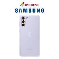 Ốp lưng Smart LED Samsung Galaxy S21+ 5G EF-KG996 - Hàng chính hãng