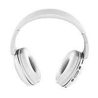 Tai Nghe Chụp Tai Bluetooth HN-W23 nghe nhạc 200 giờ ở chế độ chờ, thẻ TF, chế độ AUX - Hàng Chính Hãng - Giao Màu Ngẫu Nhiên