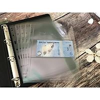 Combo 5 Phơi Đựng Tiền Giấy PCCB Có  3 Ngăn Trong Bền Chắc CB5TG3NT