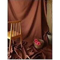 Phông vải đơn sắc caramel 2.9x5m