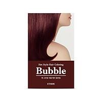 Thuốc Nhuộm Tóc Etude House Hot Style Hair Coloring Bubble  + Tặng Kèm 1 Băng Đô Tai Mèo (Màu Ngẫu Nhiên)