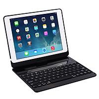 Bàn phím Bluetooth FP180 dành cho ipad 9.7 inch iPad wifi 2018, iPad wifi 2017, iPad Air 1, iPad Air 2, iPad pro 9.7 ốp lưng xoay 360° đèn nền 7 màu