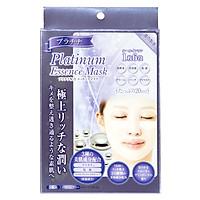 Mặt nạ cao cấp tinh chất Bạch kim G Face Mask PT (Hộp 5 miếng)