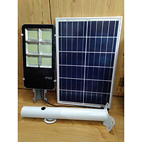 Led đèn đường 100W năng lượng mặt trời dành cho sân vườn
