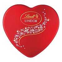 Hộp Quà Yêu Thương: Socola Lindt Lindor Milk Crystal Heart...
