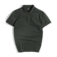 Áo polo nam, áo thun polo nam có cổ, thương hiệu TORANO màu xám đậm TP300