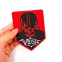 Darth Vader Star Wars - Patch ủi sticker vải