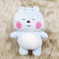 gấu bông TonTon màu xanh size 30cm