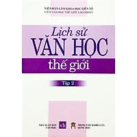 Lịch Sử Văn Học Thế Giới - Tập 2