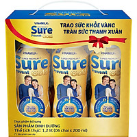 Sản phẩm dinh dưỡng Sure Prevent Gold Chai 200ml (Lốc 6 chai)
