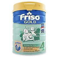 3 Hộp Sữa Bột Friso Gold 4 Cho Trẻ Từ 2-4 Tuổi 400g