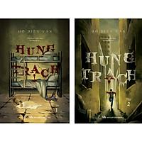 Combo Bộ 2 Tập: Hung Trạch (Tiểu Thuyết Trinh Thám Trung Quốc)