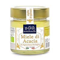 Mật ong hoa keo hữu cơ Sottolestelle 280g Organic Acacia Honey