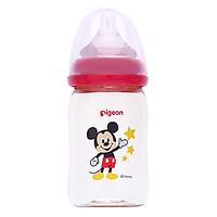 Bình Sữa Disney PPSU Plus Pigeon (160ml) (SS)