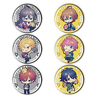 Set 6 Huy hiệu Anime Division All Stars / Hypnosis Mic: Division Rap Battle