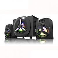 Bộ Loa Vi Tính 2.1 Bluetooth Có Led RGB Bosston T1750 AC 220V - Hàng Chính Hãng