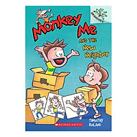 Monkey Me Book 3: Monkey Me And The New Neighbor (With Cd)
