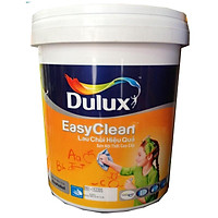 Dulux EasyClean Lau Chùi Hiệu Quả - Bề mặt mờ Màu 55
