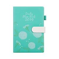 Sổ kế hoạch cao cấp A5 (Daily Plan Book 2019)