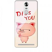 Ốp Lưng Lenovo K5 Note Pig Cute