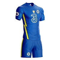 Bộ quần áo bóng đá câu lạc bộ Chelsea - Áo bóng đá CLB ngoại hạng Anh - Bộ đồ bóng đá đẹp