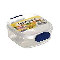 Hộp đựng thực phẩm Tight Pack chịu nhiệt lò vi sóng nắp khít 320ml nội địa Nhật Bản