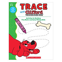 Trace With Clifford The Big Red Dog
