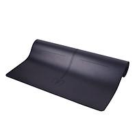 Thảm yoga định tuyến cao su PU dày 5mm (tặng túi đựng + Dây buộc thảm)