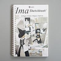 Sổ vẽ chuyên dụng NaBii Ima Sketchbook 160gsm
