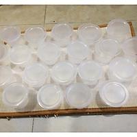 Combo 20 chung nhựa làm bánh flan