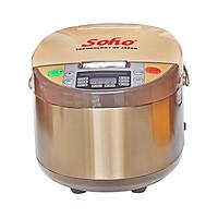 Nồi cơm điện tử Soho 2.2L 900W - Hàng chính hãng