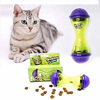 Đồ Chơi Hộp Đựng Snack Shaking Q Pet Cho Mèo - Nhập khẩu Hàn Quốc