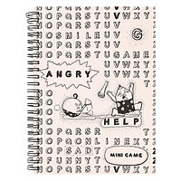 Sổ Lò Xo Khai Trí Stationery Mini Game (160 Trang) - Size M