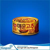 Cá ngừ sốt cay Dongwon