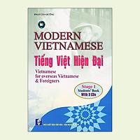 Tiếng Việt Hiện Đại - Modern Vietamese Stage 1 + 3CDs
