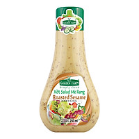 Xốt Salad Mè Rang Golden Farm (250ml)