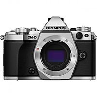 Máy ảnh Olympus OMD EM5 Mark II Body_Bạc - Hàng Chính Hãng
