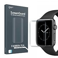 Dán màn Apple Watch 5 -3D full chính hãng GOR (Hộp 2 miếng)