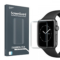 Dán màn hình dành cho Apple Watch 1/2/3-42mm full 3D (Hộp 2 miếng) chính hãng GOR