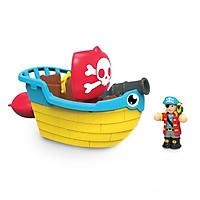 WOW Toys của Anh- Đồ chơi khi tắm-Tàu cướp  biển PIP
