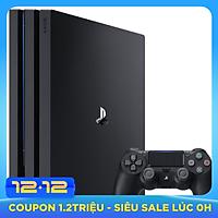 Máy chơi game PS4 Pro 1TB CUH-7218B B01 - Hàng chính hãng