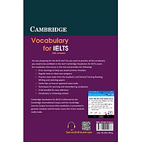 Từ vựng luyện thi IELTS - Vocabulary for Ielts with answers