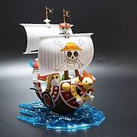 Mô Hình Thuyền Thousand Sunny Mũ Rơm Luffy One Piece Bộ Sưu Tập Đồ Chơi Lắp Ráp Đóng Hộp Cho Quà Tặng
